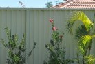 Aeroglen Back yard fencing 15