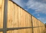 Lap and Cap Timber Fencing Farm Gates
