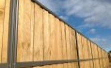 Farm Gates Lap and Cap Timber Fencing Kwikfynd