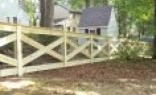 Farm Gates Rail fencing