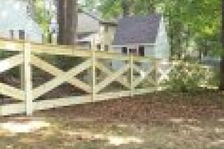 Farm Gates Rail fencing 720 480
