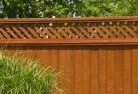 Aeroglen Timber fencing 14