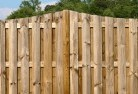 Aeroglen Timber fencing 3