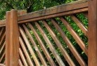 Aeroglen Timber fencing 7